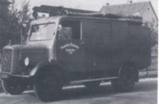 Chronik 1930-1950