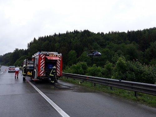 Technischer Einsatz vom 15.05.2018  |  (C) Freuerwehr Laakirchen (2018)