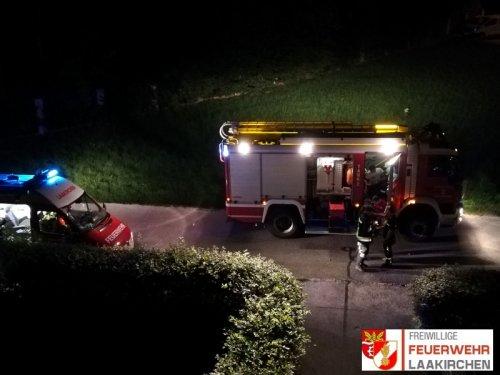 Brand vom 02.08.2019  |  (C) Freuerwehr Laakirchen (2019)