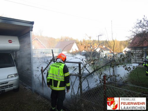 Brand vom 09.04.2020     (C) Freuerwehr Laakirchen (2020)