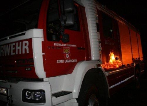 Brand vom 25.04.2019  |  (C) Freuerwehr Laakirchen (2019)