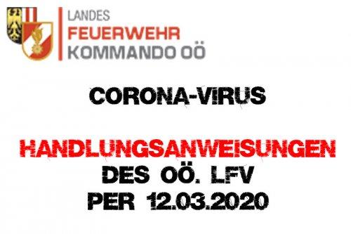 Allgemein vom 12.03.2020  |  (C) Freuerwehr Laakirchen (2020)
