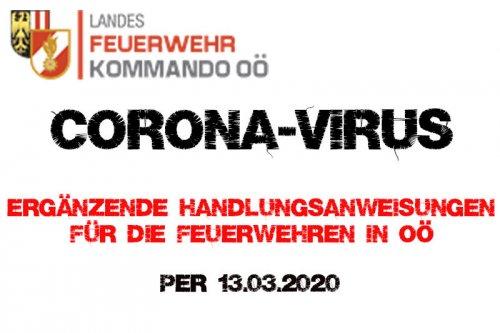 Allgemein vom 13.03.2020  |  (C) Freuerwehr Laakirchen (2020)
