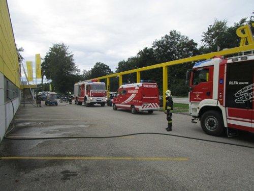 Brand vom 13.09.2017  |  (C) Freuerwehr Laakirchen (2017)