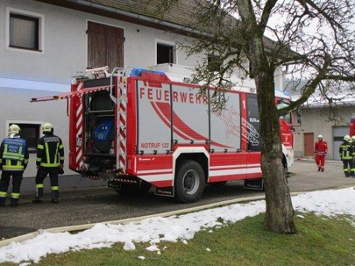 Brand vom 27.01.2018  |  (C) Freuerwehr Laakirchen (2018)