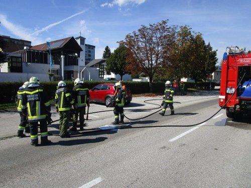Brand vom 10.09.2018  |  (C) Freuerwehr Laakirchen (2018)