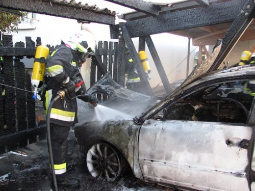 Brand vom 18.06.2017  |  (C) Freuerwehr Laakirchen (2017)