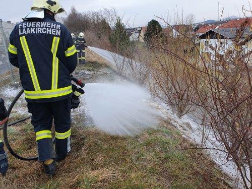 Brand vom 04.03.2021  |  (C) Freuerwehr Laakirchen (2021)